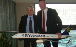 Ryanair desservira Londres Gatwick, Nantes et Biarritz au départ de Marseille