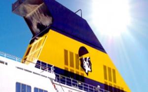 Corsica Ferries : trafic passagers en hausse 5,6 % vers la Corse
