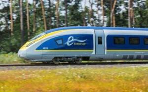 Eurostar : 163 000 passagers attendus pour le week-end de Pâques 2017