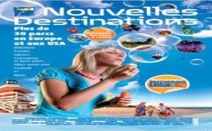 Nouvelles Destinations : les USA en nouveautés dans la brochure 2009