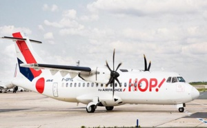 Air France : les salariés de Hop ! vont grogner au ministère