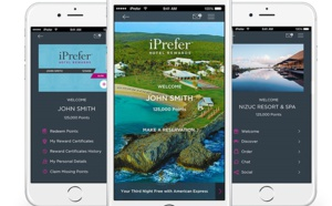 Preferred Hotels & Resorts : nouvelle appli et réductions pour les membres iPrefer