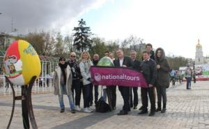 Ukraine : 13 commerciaux de Nationaltours Groupes en reconnaissance à Kiev