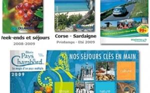 Brochures en ligne : la Corse, le Pays de Chambord et l'Irlande au programme