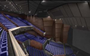 GL Events confie la rénovation d'Acropolis à Jean-Michel Wilmotte