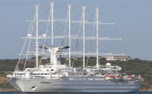 Club Med 2 : transatlantique ''la croisière des Artistes du Monde''
