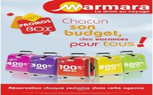 Marmara lance les ''Promos Box''