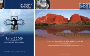 Best Tours fait paraître une mini-brochure dédiée à Bali