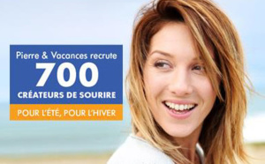 Pierre & Vacances recrute 700 saisonniers pour l'été et l'hiver 2017