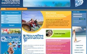Nouvelles Destinations : le site BtoB fait peau neuve
