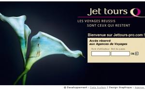 Jet Tours sur le terrain pour présenter le nouveau site BtoB
