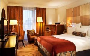 Le Marriott Champs Elysées relifte ses chambres