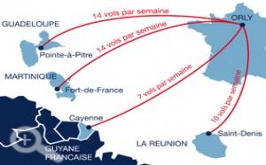 Air France lance des tarifs promotionnels d'été vers les DOM
