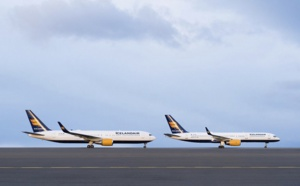 Icelandair obtient la phase 2 de la certification environnementale IATA