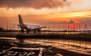 Alitalia maintient ses vols... en attendant d'être fixée sur son sort !