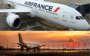 "La case de l'Oncle Dom : Air France sur les ""brisées"" d'Alitalia ?"