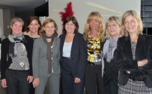 Femmes du Tourisme : Agnès Gascoin élue présidente