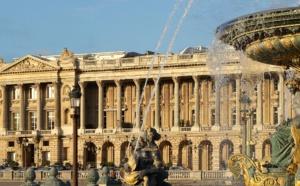 Paris : l'Hôtel de Crillon rouvrira le 5 juillet 2017