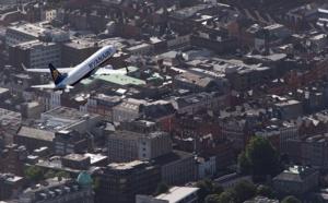 Ryanair : 11,3 millions de passagers (+14 %) en avril 2017