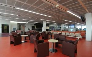 Paris-Orly Ouest : nouvelle salle d'embarquement