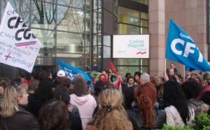 Carlson Wagonlit Travel : mouvement de grève suivi mardi
