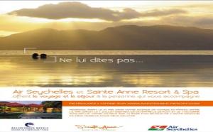 Air Seychelles et Beachcomber Hotels lancent une campagne commune
