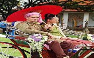 La Thaïlande fait les yeux doux aux jeunes mariés