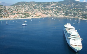 La croisière conserve son cap sur la Côte d'Azur