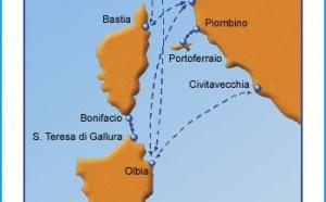 MOBY maintient la ligne Livourne / Bastia cet hiver