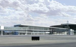 Aéroport de Nice : un nouveau terminal pour les ''gros porteurs''