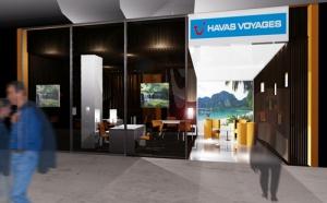 Havas : nouvelle enseigne au Centre Commercial Odysseum de Montpellier
