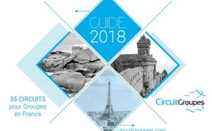 Circuitgroupes et Hôtelgroupes-Restogroupes sortent leurs nouvelles brochures