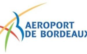 Aéroport de Bordeaux : +7,8% de passagers en avril 2017