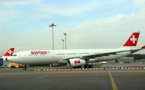Swiss lance Zurich / New-York avec son premier A 330-300