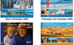 Vacances Bleues sur Brochuresenligne.com