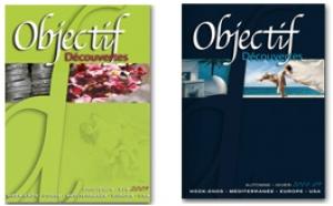 Objectif Découvertes met ses brochures en ligne