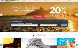 """AccorHotels se lance dans la réservation de """"vol + hôtel"""" avec Misterfly"""