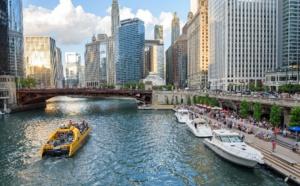 Fréquentation touristique à Chicago : l'année 2017 démarre sur les chapeaux de roues