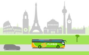 FlixBus : +50 % d'offre avec 12 nouvelles lignes et dessertes en France en 2017