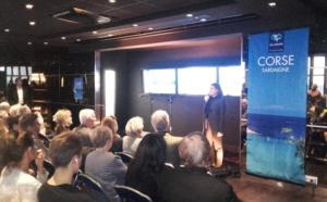Paris : Ollandini organise une soirée corse pour les clients des agences Selectour