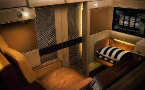 Etihad Airways dévoile sa nouvelle Première Classe