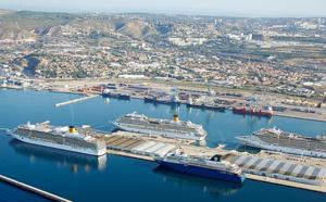 Marseille : le port instaure une prime aux performances environnementales pour les navires