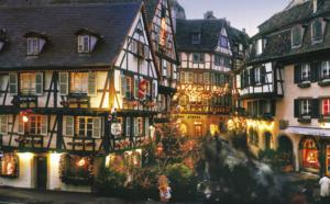 Marchés de Noël en Alsace : pensez à anticiper !