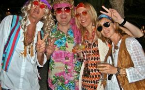 170 agents de voyages en balade : bravissimo,  Framissima Ibiza !