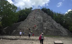 Mexique : fréquentation française exceptionnelle... caramba !