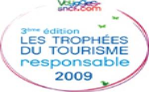 Les Trophées du Tourisme Responsable : les nominés sont...