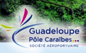 Guadeloupe Pôle Caraïbes : trafic en hausse de 12,89 % en avril 2017