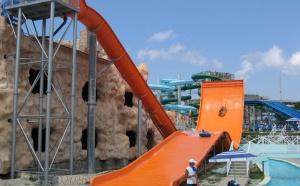 Marineland : nouveaux équipements pour l'Aquasplash