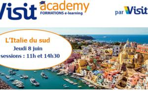 Visit Europe : Visit Academy consacrée à l'Italie du Sud le 8 juin 2017