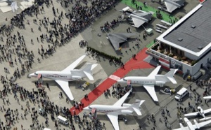 Le Bourget ne ''bourgeonne'' guère, excepté Airbus et Sukhoi...